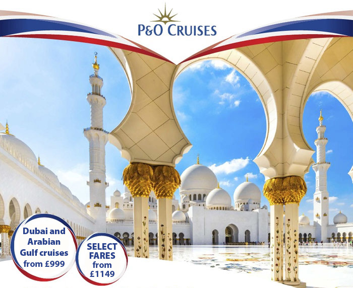 P&O 2019 Cruise