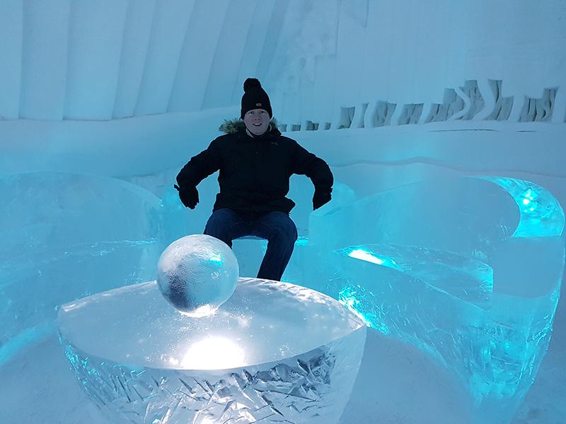 Premier Travel - The World-famous ICEHOTEL, Sweden
