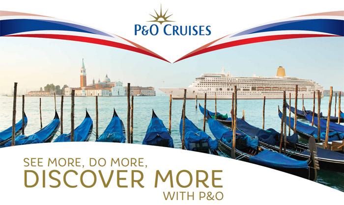 P&O Cruises - Do more