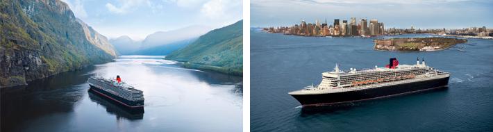 Cunard 2019/20 Cruises