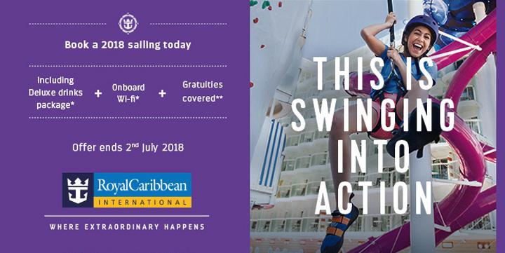 2018 Sailings
