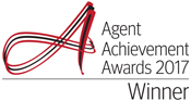Agent Achievement Award 2017