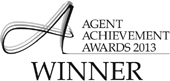 Agent Achievement Award 2013