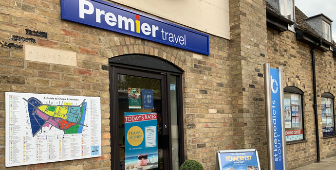Premier Travel Huntingdon